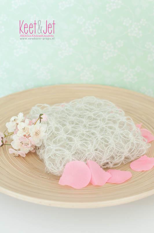 Newborn wrap Fleur