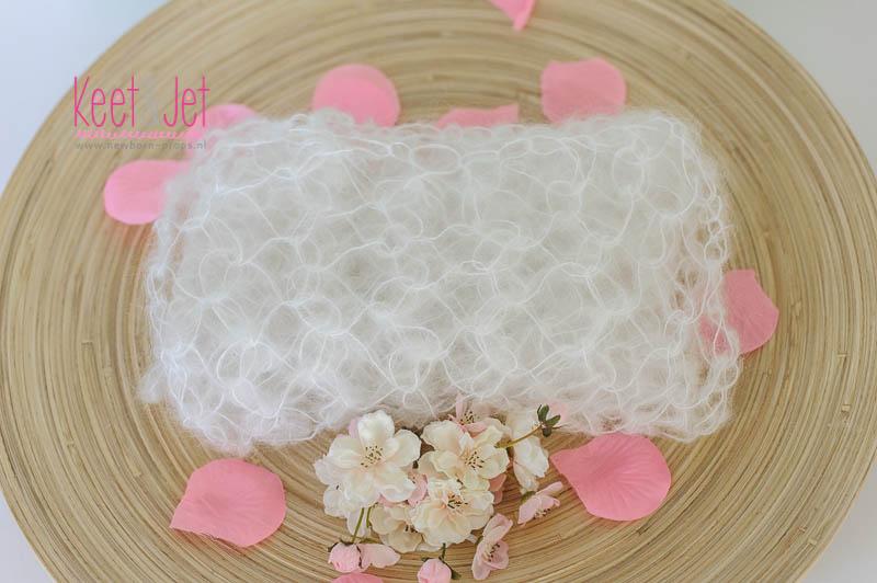 Newborn wrap mohair Silk
