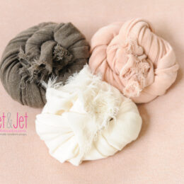 Newborn wrap stretch knit fabric