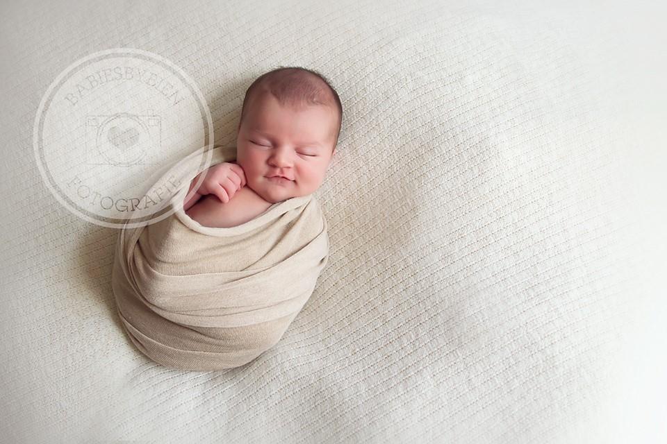 Newborn stretch wrap silva set van 3