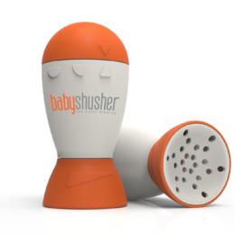 Baby Shusher - Heartbeatmonitor - White Noise