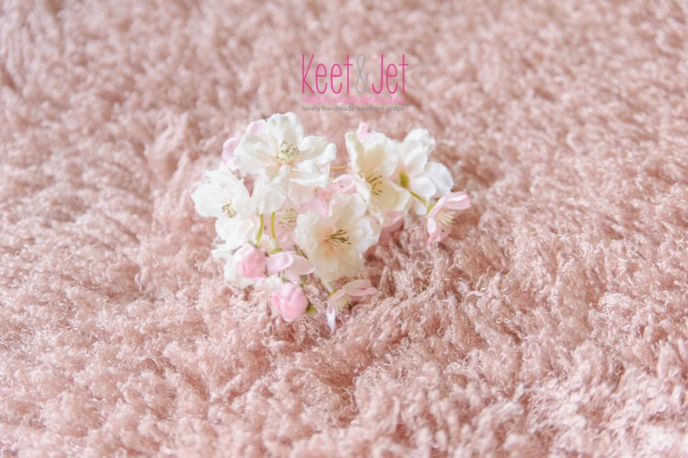 Faux Fur Nep Bont roze