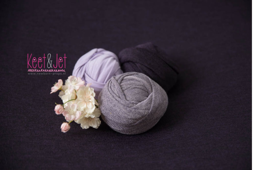 Silva newborn stretch backdrop Purple
