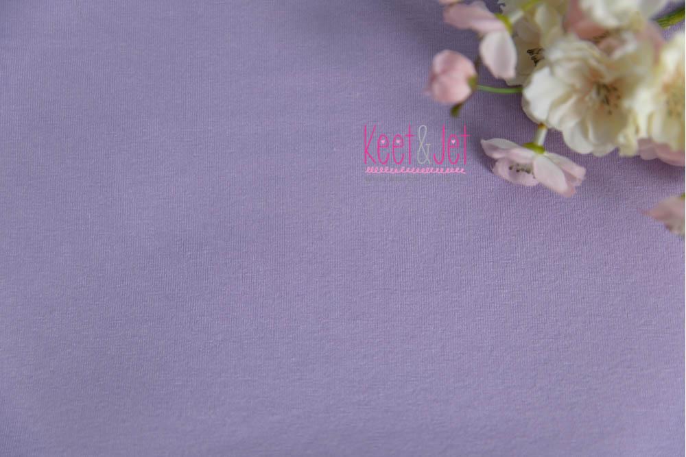 Julie - Stretch Jersey Backdrop - Lilac