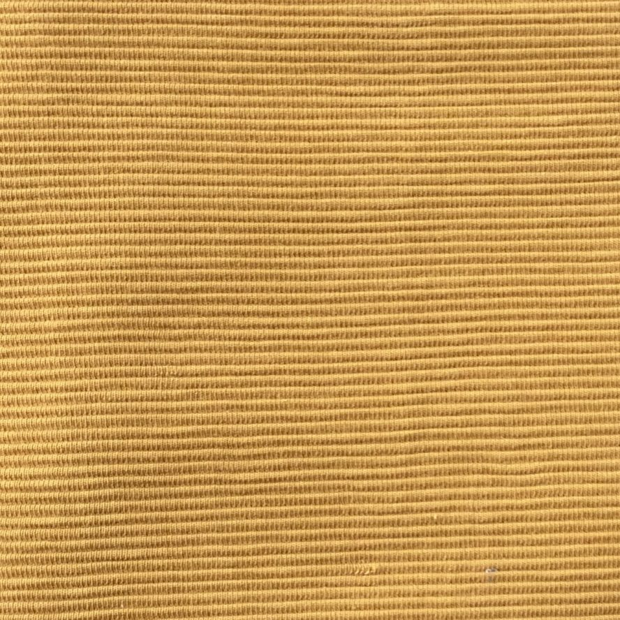 Cato stretch ribbed fabric backdrop oker